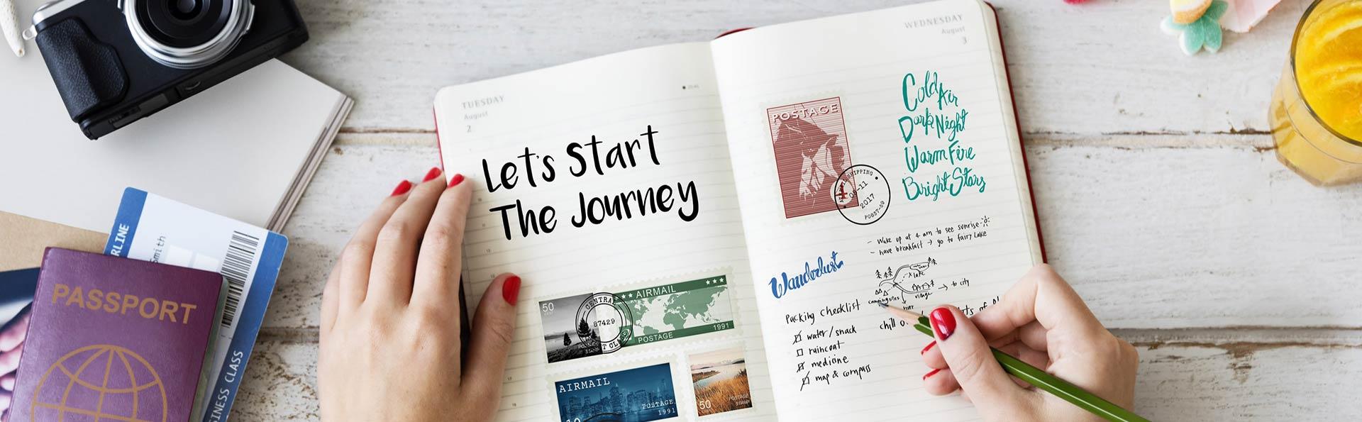 Appunti di viaggio - Giada Viaggi