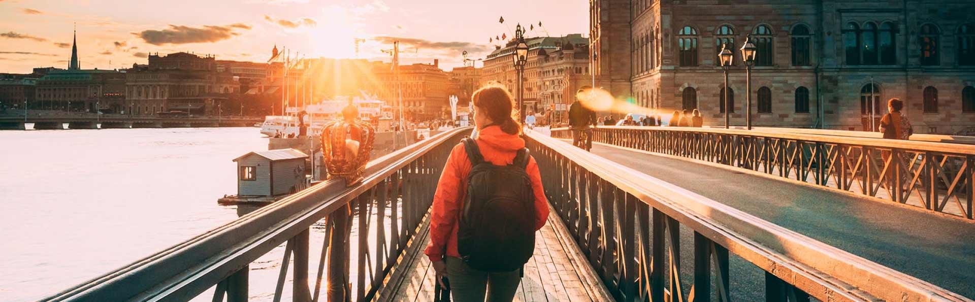 viaggi a piedi e trekking urbani
